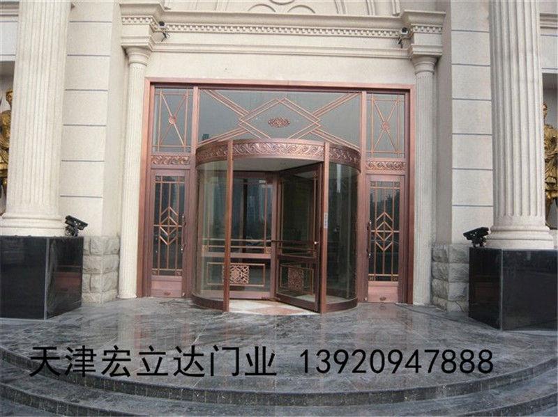 天津三翼自動旋轉門嚴選廠家