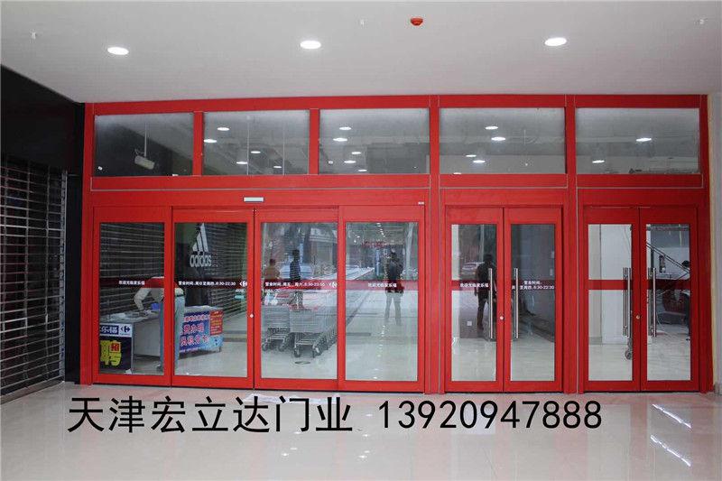 天津自动门安装维修