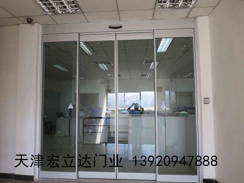 天津感應門