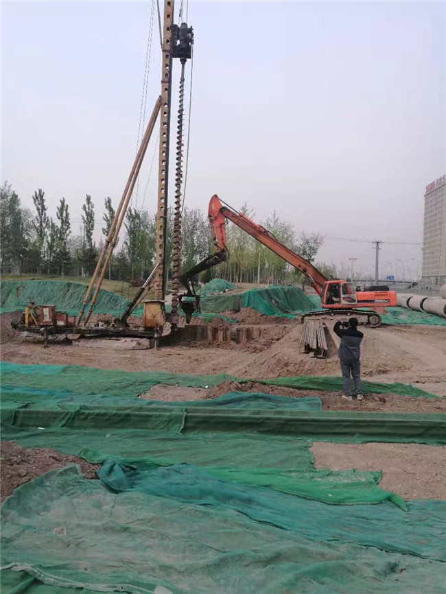 北京引孔機租賃設備廠