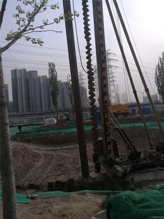 北京引孔機租賃施工