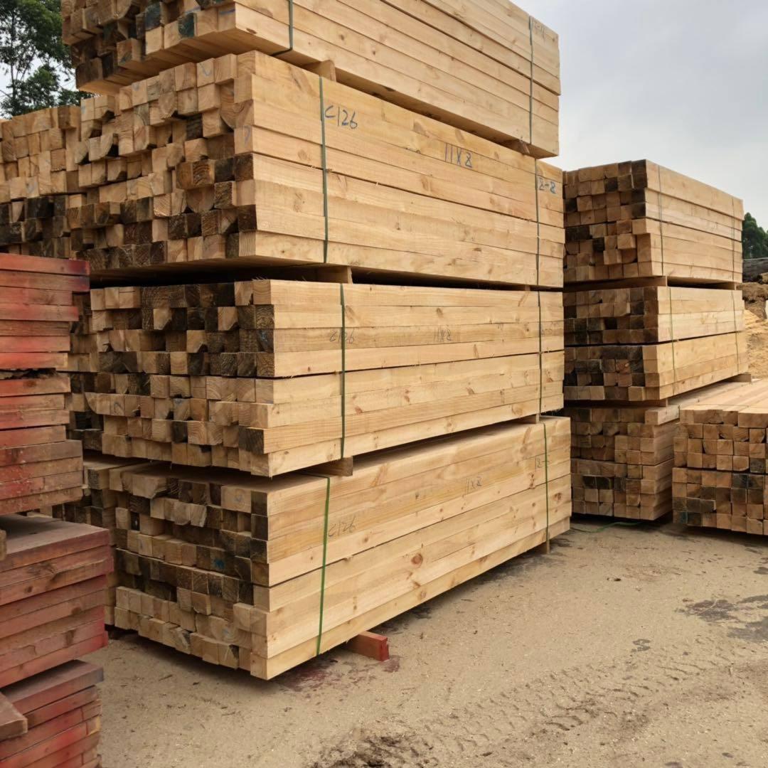 天津工地木方供應批發