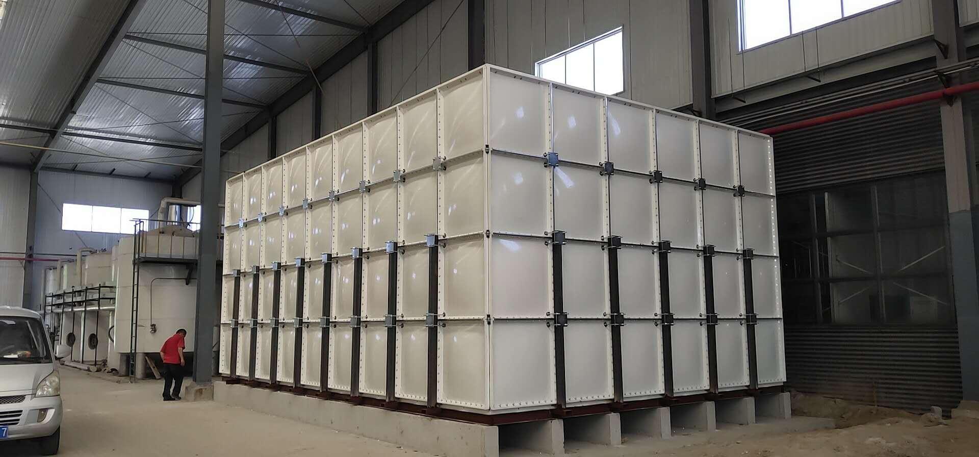 天津玻璃鋼水箱安裝廠家