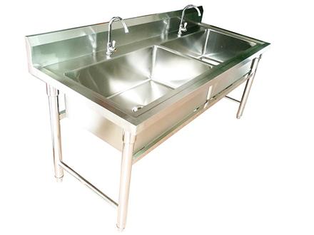 不銹鋼廚具-雙星洗池