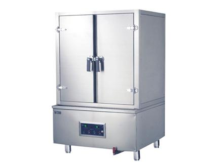 商用廚具-燃氣雙門蒸飯柜
