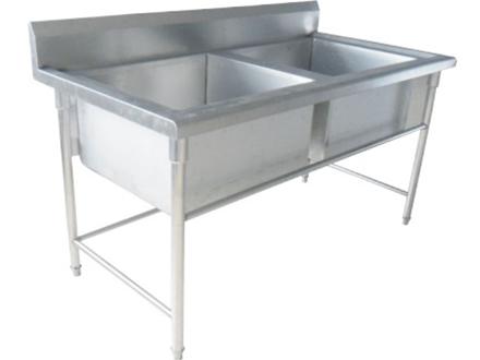 不銹鋼廚具-雙星洗物池