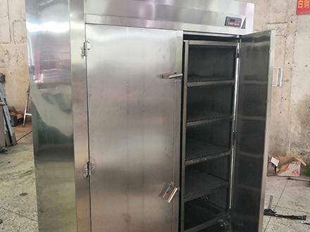 商用廚具-大型推車式消毒柜