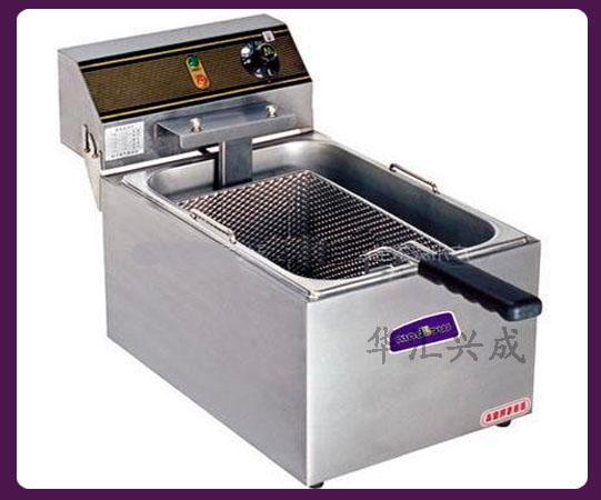 天津廚房設備小型電炸爐直銷廠