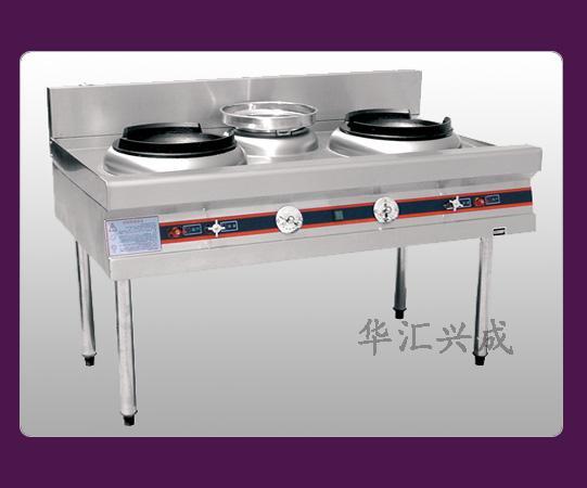 天津廚房設備快廚雙炒單溫灶廠家