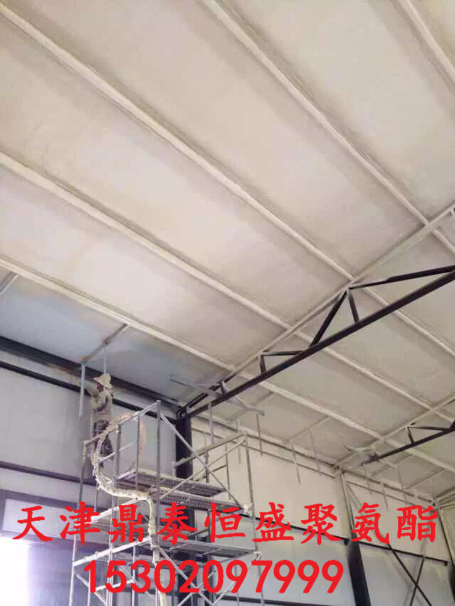 聚氨酯組合料施工案例